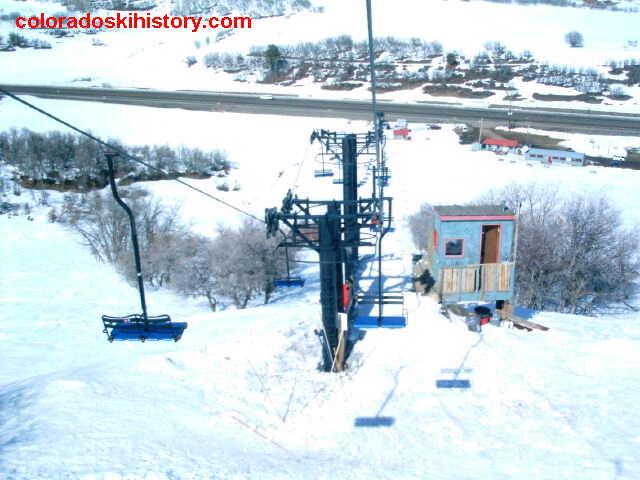 The Chair Durango >> Ski Hesperus