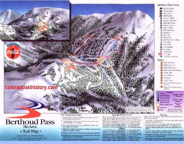 berthoud pass ski area quad chart template quad chart template