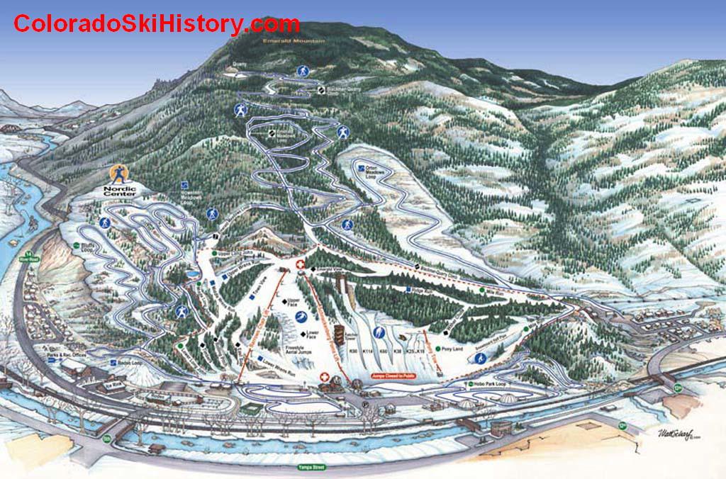 The History Of Howelsen Hill Ski Area