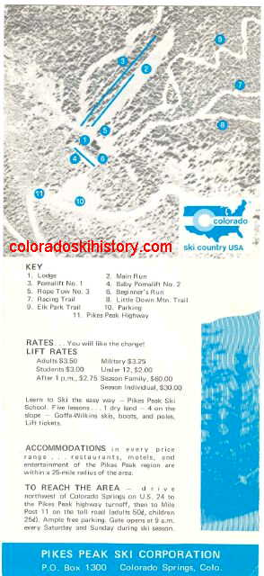 Old Ski Area Brochure=