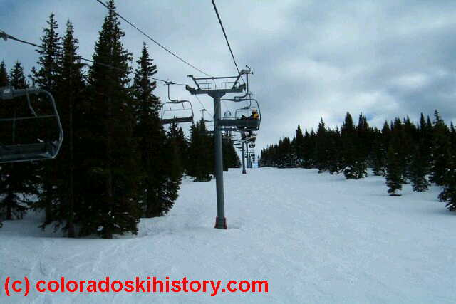 Pictures of vail resort for Chair 4 cliffs vail